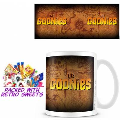 Goonies Map Cuppa Sweets - Sweets Gifts