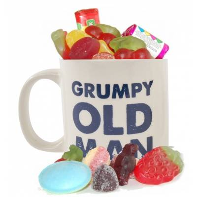Grumpy Old Man Cuppa Sweets