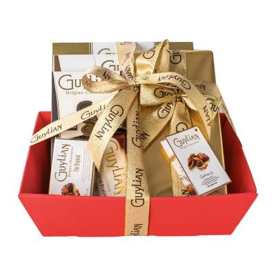 Guylian Chocolate Hamper