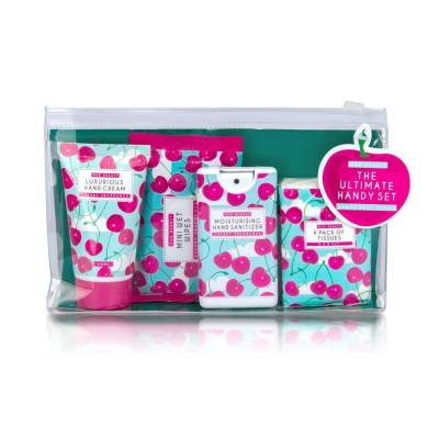 The Ultimate Refresh Set With Hand Sanitiser