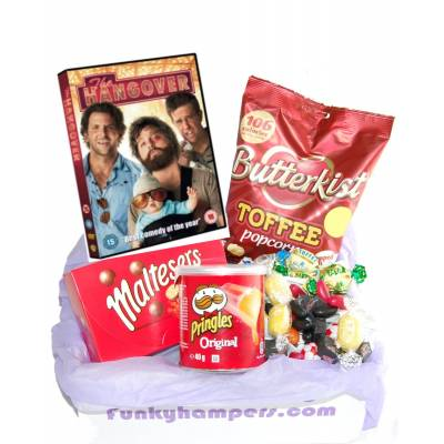 The Hangover Movie Box