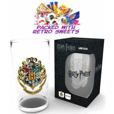 Harry Potter Glass Cuppa Sweets