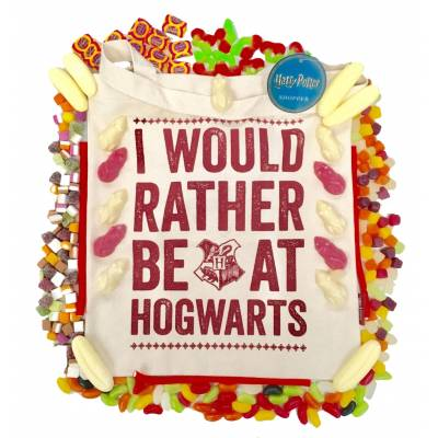 Harry Potter Hogwarts Sweet Bag