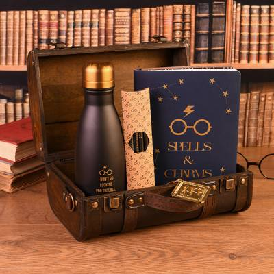 Official Harry Potter Trunk Gift Hamper