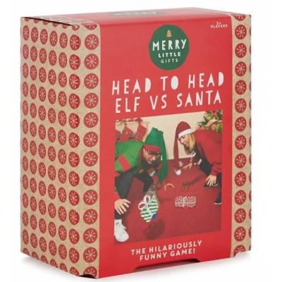 Head to Head Elf vs Santa Game