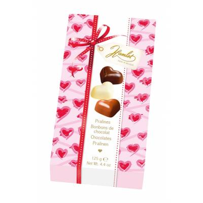 Love Heart Chocolates Box
