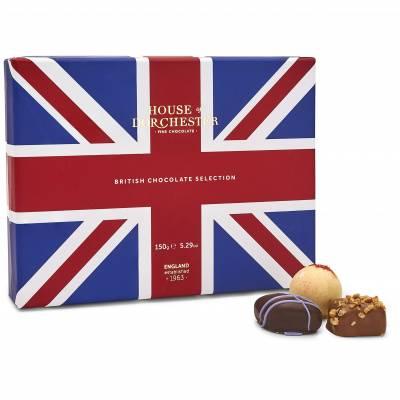 Luxury British Chocolate Selection