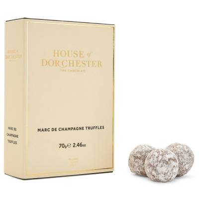 Marc de Champagne Truffles Book Selection
