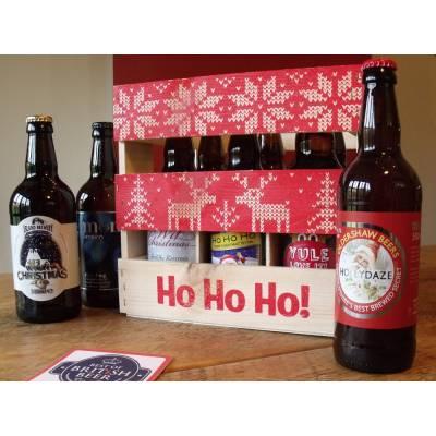 Ho Ho Ho Beer Gift