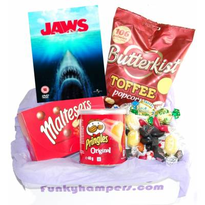 Jaws Movie Box