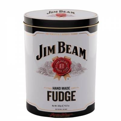 Jim Beam Whiskey Fudge Gift - Fudge Gifts