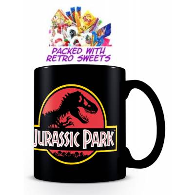 Jurassic Park Cuppa Sweets