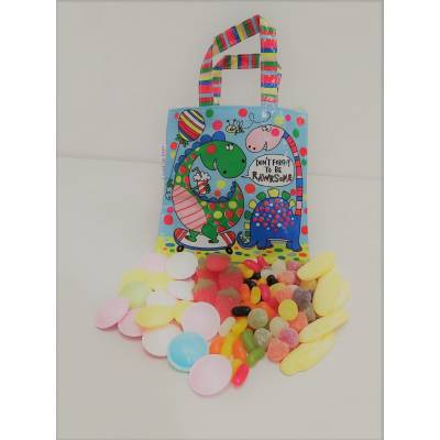Kids Rawrsome Sweet Bag