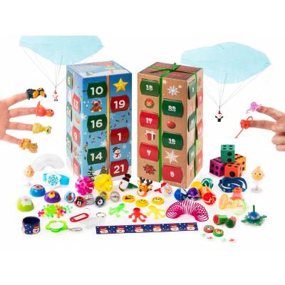 Kids Toys Advent Calendar