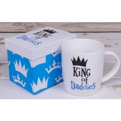 King of Daddies Mug