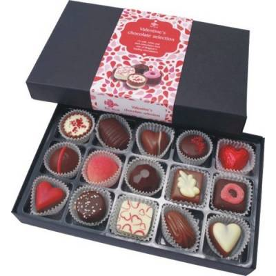 Luxury Valentines Chocolate Selection
