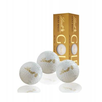 Chocolate Golf Balls