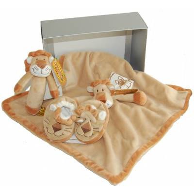 Lion Baby Gift Set - Lion Gifts