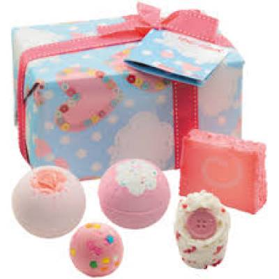 Love Cloud Bath Gift Set