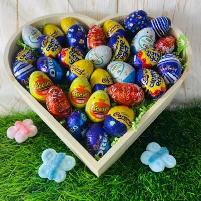 I Love Eggs Hamper - Easter Gifts