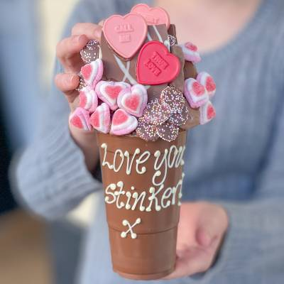 Love Heart Smash Cup