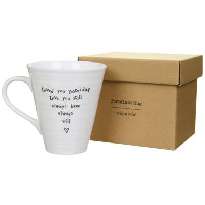 Love Message Mug