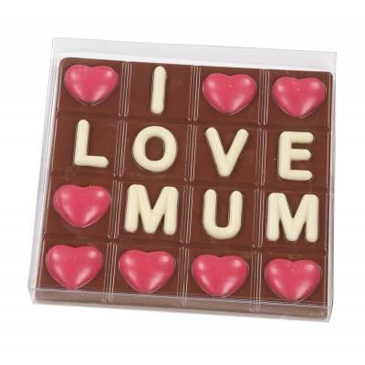 I Love Mum Chocolate