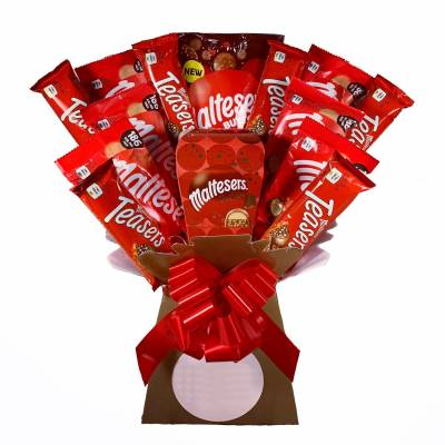 The Mighty Maltesers Chocolate Bouquet