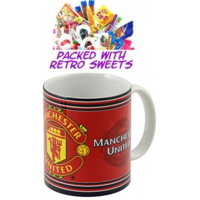 Manchester United Cuppa Sweets - Manchester United Gifts