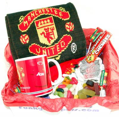Manchester United Gift Box - Manchester United Gifts
