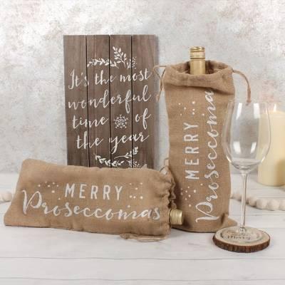 Merry Proseccomas Prosecco Gift