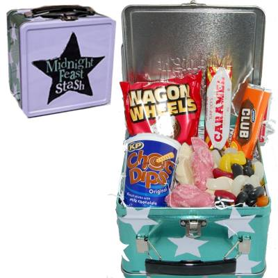 Midnight Feast Stash Lunch Box - Lunch Gifts