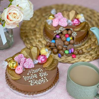Mini Mothers Day Smash Cake