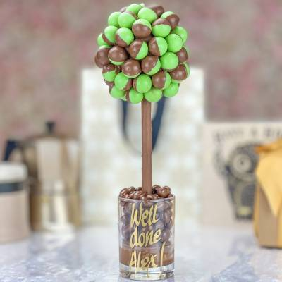 Aero Peppermint Chocolate Tree