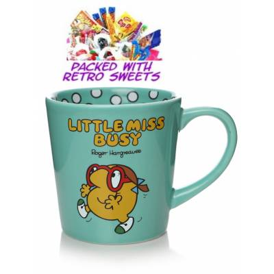 Little Miss Busy Cuppa Sweets - Little Miss Gifts