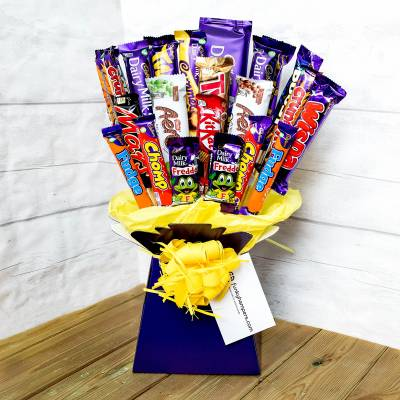 1a41fbefb185d The Chocolate Classics Bouquet