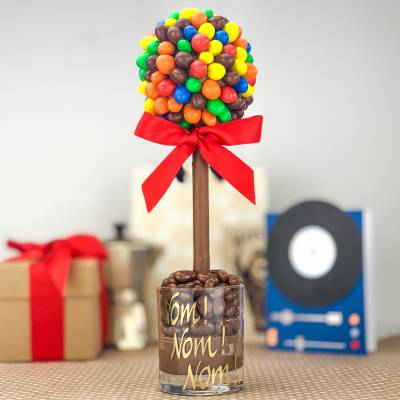M and M's Funky Sweet Tree 25cm - Funky Gifts