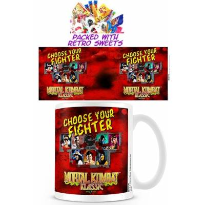 Mortal Kombat Cuppa Sweets
