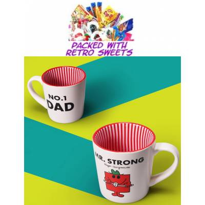 Mr Strong Cuppa Sweets