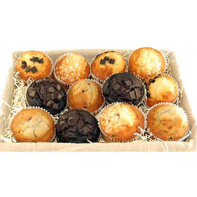 Muffins Galore Gift Hamper