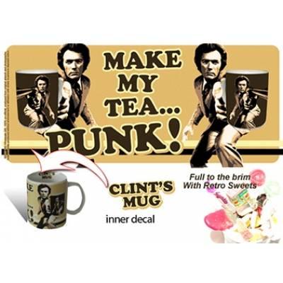 Make My Tea Punk Cuppa Sweets - Punk Gifts