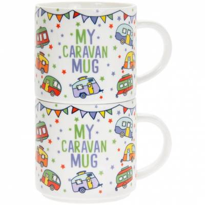 Couples Caravan Mugs