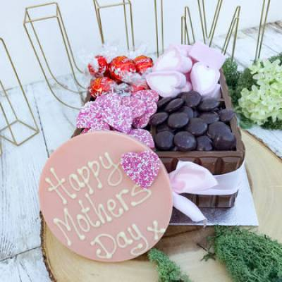 Mums Personalised Chocolate Box
