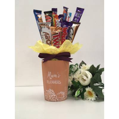Mum's Chocolate Bouquet