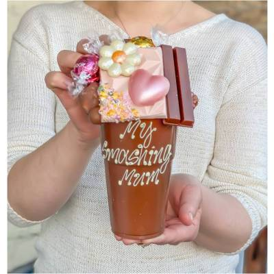 Mothers Day 1KG Belgian Chocolate Smash Cup