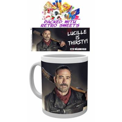 Lucille Is Thirsty Cuppa Sweets