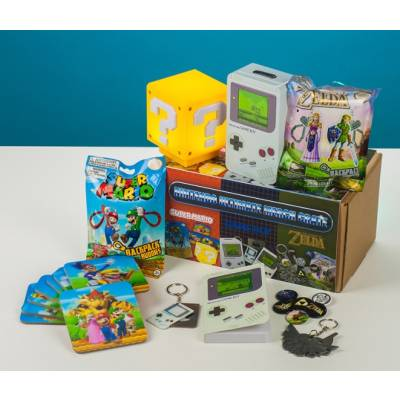 Ultimate Nintendo Merchandise Crate