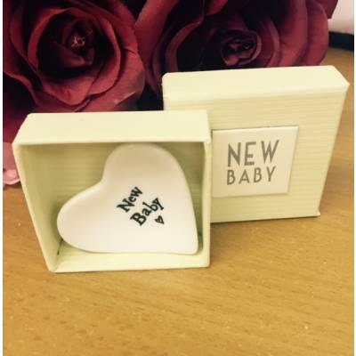 New Baby Heart