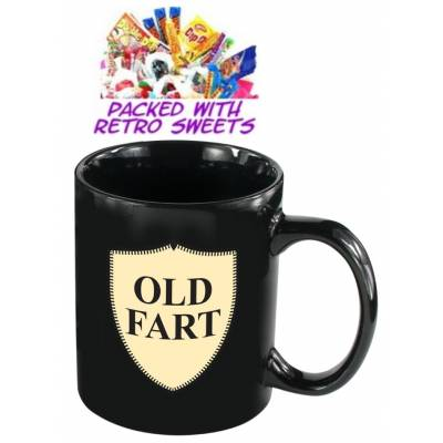 Old Fart Cuppa Sweets - Sweets Gifts