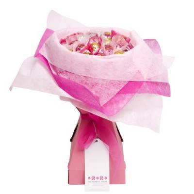 Pale Pink Chocolate Bouquet
